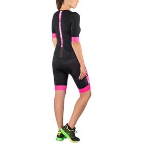 Dare2Tri Coldmax Combinaison de triathlon à manches courtes Femme, pink
